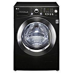 LG F1480RD6 Black Washer Dryer