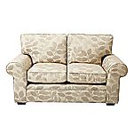 Sofia Floral Mink Regular Sofa
