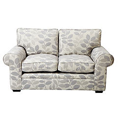 Sofia Floral Grey Regular Sofa