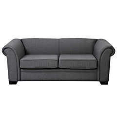 Oregon Charcoal Large Sofa Bed