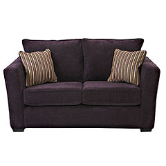 Harley Plum Regular Sofa