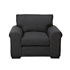 Darcey Charcoal Chair