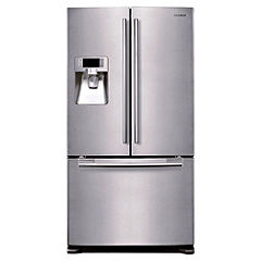 Samsung RFG23DERS Stainless Steel USA Style Fridge Freezer
