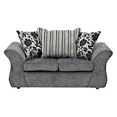 Sadie Regular Charcoal Sofa