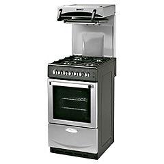 Beko BA51NESP Silver Gas Cooker