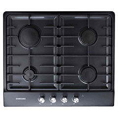 Samsung GN642FFBD Integrated Black Gas Hob