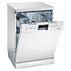 Siemens SN26M253GB White Dishwasher