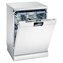 Siemens SN26T296GB White Dishwasher