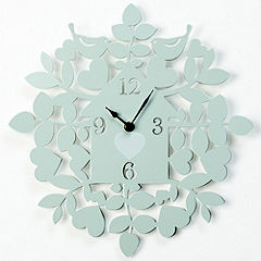 Gallery Green Home Clock