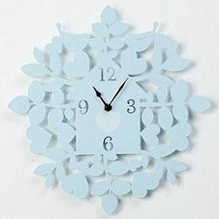 Gallery Blue Home Clock
