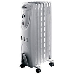 DeLonghi 1.5W Oil Filled Radiator
