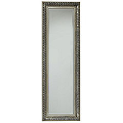 Gallery Roseberry Silver Mirror