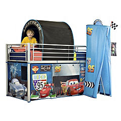 Cars Mid Sleeper Tent Pack