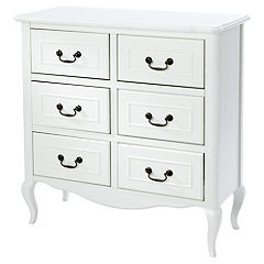 Brampton 6-drawer Chest