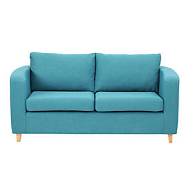 Tia Large Teal Sofa