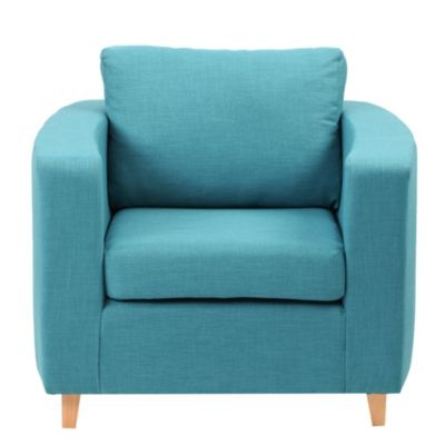 Tia Teal Chair - image 1