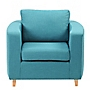 Tia Teal Chair