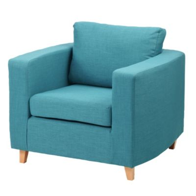 Tia Teal Chair - image 2