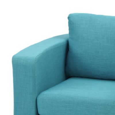Tia Teal Chair - image 3