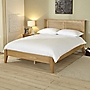 Savannah Ash Veneer Double Bed