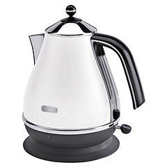 DeLonghi Icona Kettle White