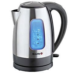 Breville Brushed Steel Illuminated Kettle