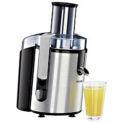 Philips Whole Fruit Juicer Aluminium