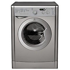 Indesit IWD7145S Silver Washing Machine