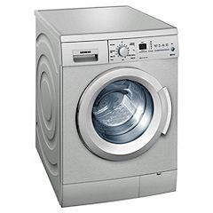 Siemens WM14P36SGB Stainless Steel Washing Machine