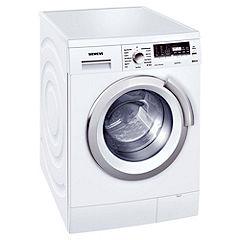 Siemens WM14S496GB Stainless Steel Washing Machine