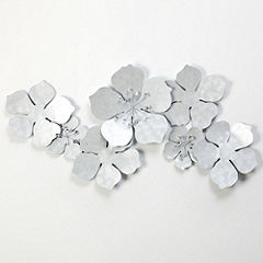 Gallery Flower Chain Wall Art  56cm x 131cm