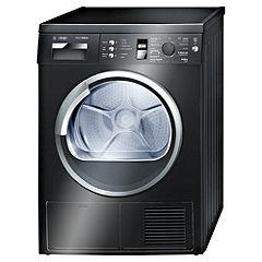 Bosch WTE863B1GB Black Condenser Tumble Dryer