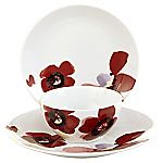 Tu Glam Floral 12-piece Dinner Set