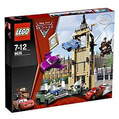 Lego Cars 2 Big Bentley