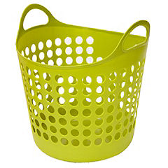 Sainsburys Lime Flexy Basket