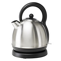 Sainsbury's Stainless Steel Traditional Kettle
