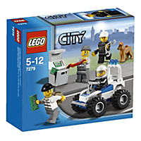LEGO City Police Mini-figure Collection