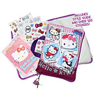 Hello Kitty Secret Pillow