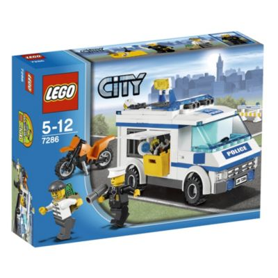 LEGO City Prisoner Transporter - image 1