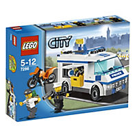LEGO City Prisoner Transporter