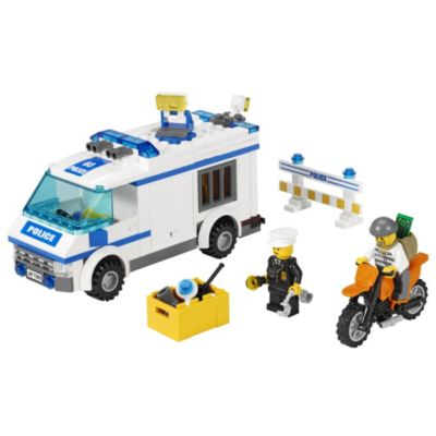 LEGO City Prisoner Transporter - image 2