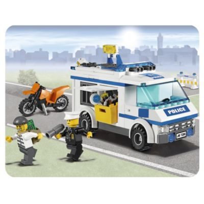 LEGO City Prisoner Transporter - image 3