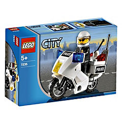 LEGO City Police Motor Cycle