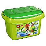LEGO Duplo Green Brick Box