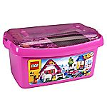 LEGO 5560 Large Pink Brick Box