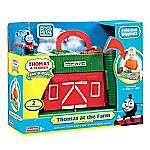 Thomas & Friends Take-n-Play Thomas at the Farm Playset