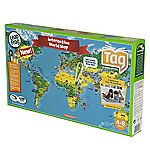 LeapFrog Tag World Map