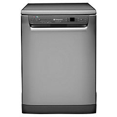 Hotpoint FDPF481G Graphite Dishwasher