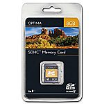 Optima 8GB SDHC Card