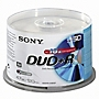 Sony DVD+R Blank Disks 50-pack